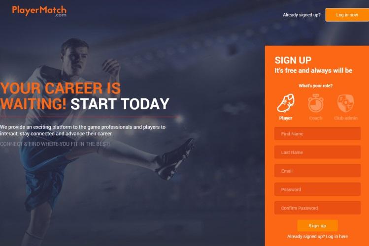 Sports Portal Development For Football Clubs & Players