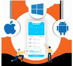 Flexible Hybrid App Development Services